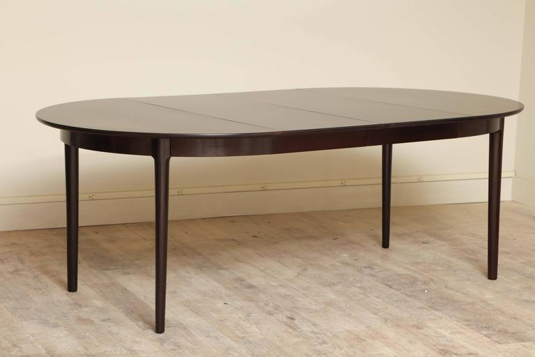 Rosewood Dining Table For Sale 3