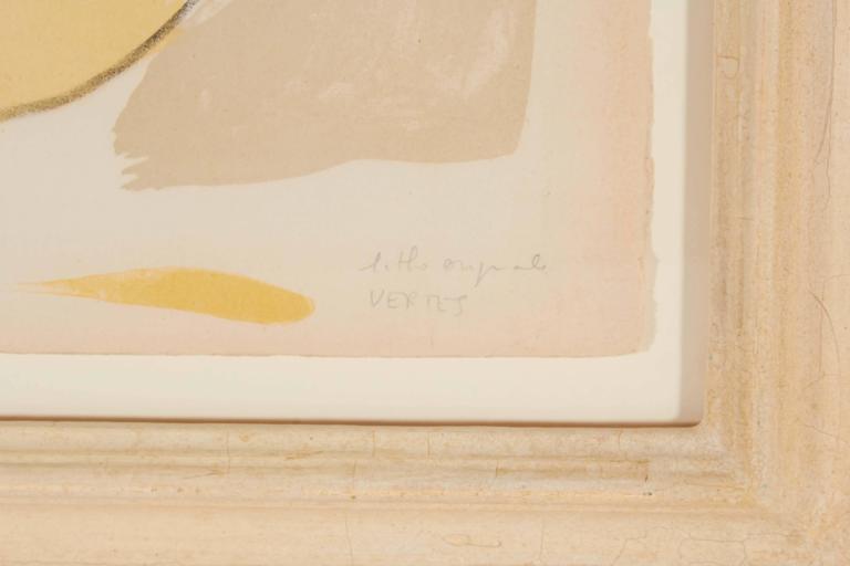 Framed Lithograph by Marcel Vertes 2