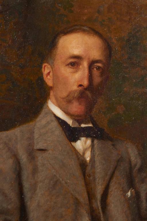 Portrait of Gentleman by Edward de Jans 2
