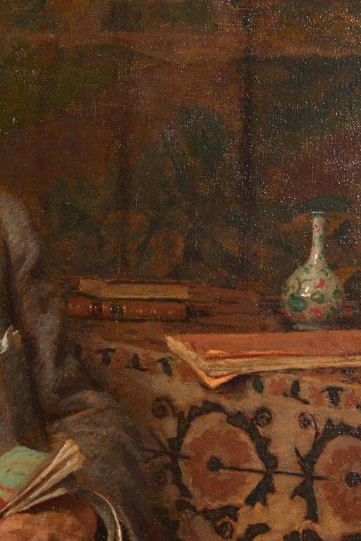 Portrait of Gentleman by Edward de Jans 4