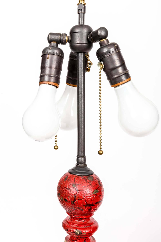 pair of barber pole lamps for sale at 1stdibs. Black Bedroom Furniture Sets. Home Design Ideas