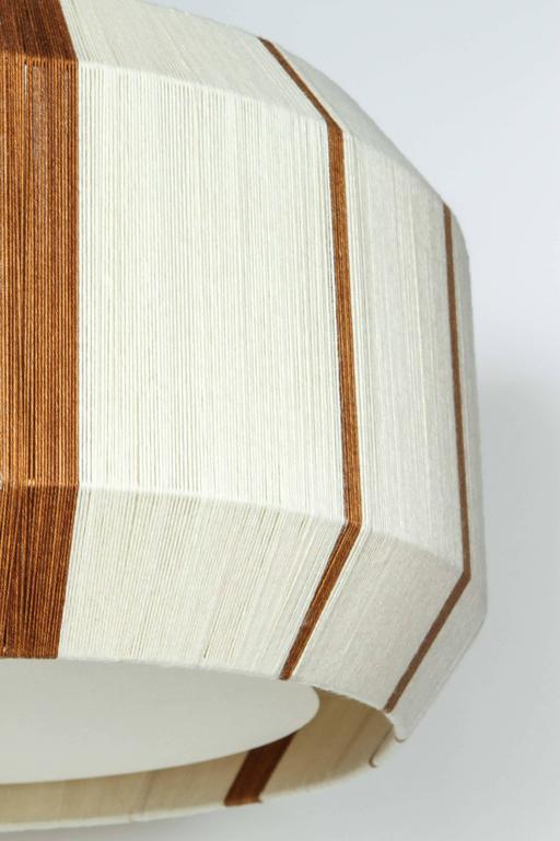 Paul Marra Hand-Dyed String Pendant - Chandelier 5