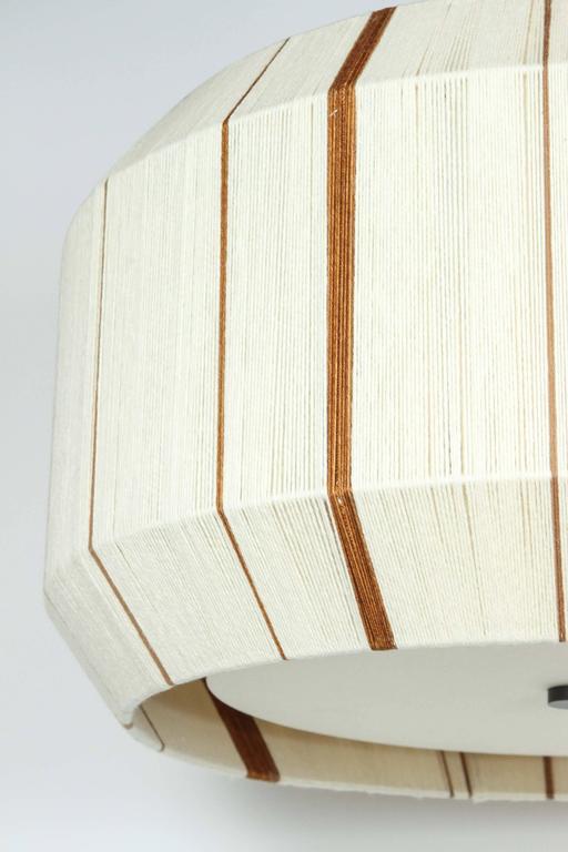 Paul Marra Hand-Dyed String Pendant - Chandelier 6