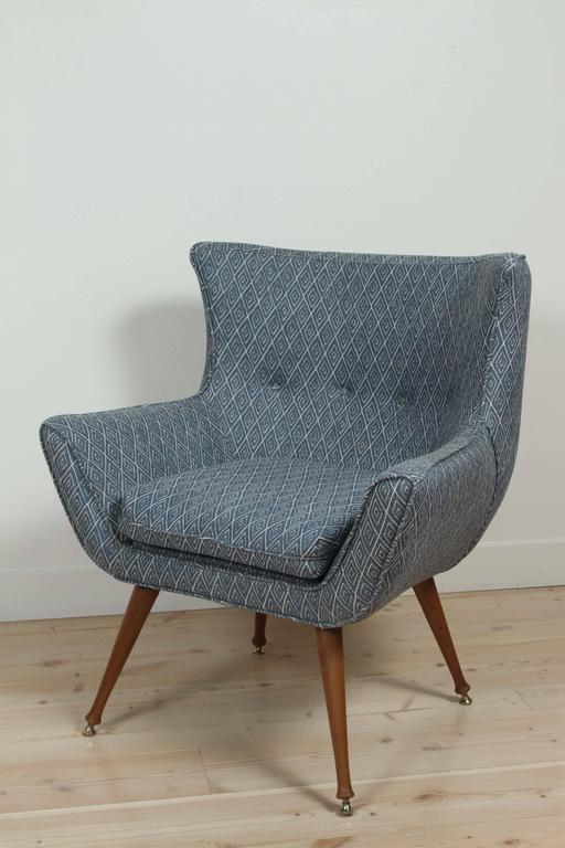Mid-Century Modern Tipton Chair by Lawson-Fenning For Sale