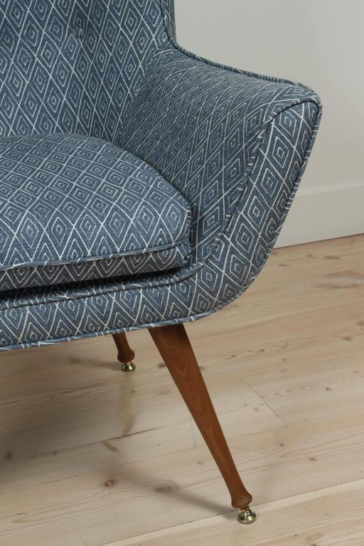 Tipton Chair by Lawson-Fenning In Excellent Condition For Sale In Los Angeles, CA