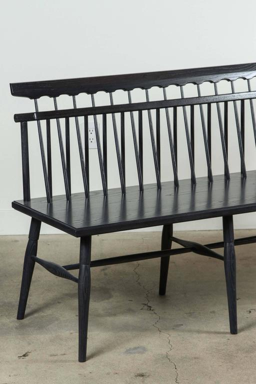 American Athenaeum Bench by O&G Studio For Sale