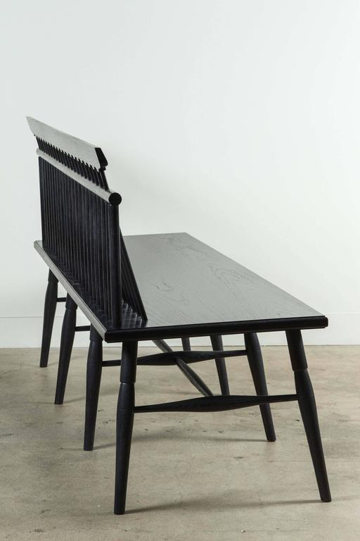 Athenaeum Bench by O&G Studio For Sale 1