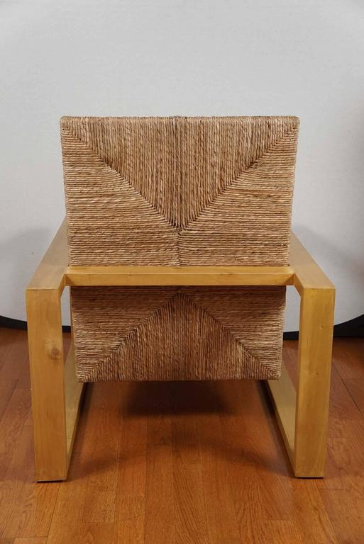 Palmilla Lounge Chair In Excellent Condition For Sale In Hudson, NY