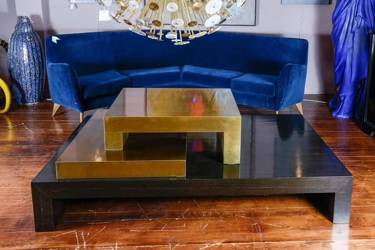 Modern Signed Coffee Table