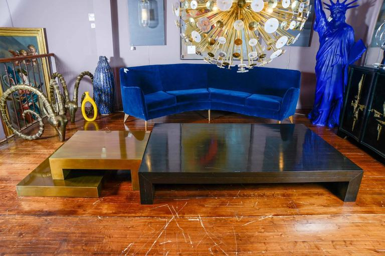 Signed Coffee Table In Excellent Condition In Saint-Ouen (PARIS), FR