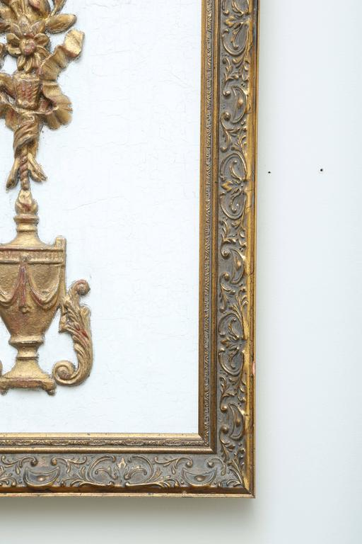 French Wall Covering : Pair of french boiserie wall panels at stdibs