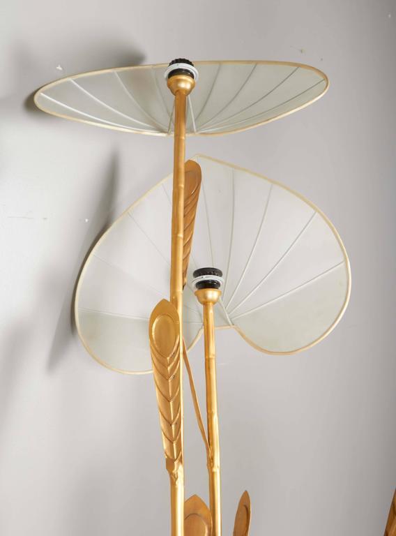 Antonio Pavia Palm Floor Lamp 7