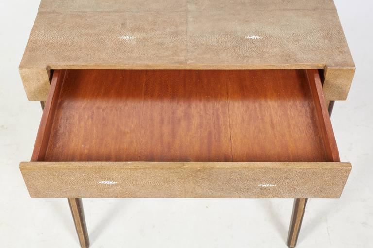 Charming Side Table or Nightstand by R & Y Augousti, Paris For Sale 1