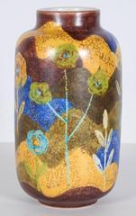 Glazed Ceramic Italian Vase by Raymor