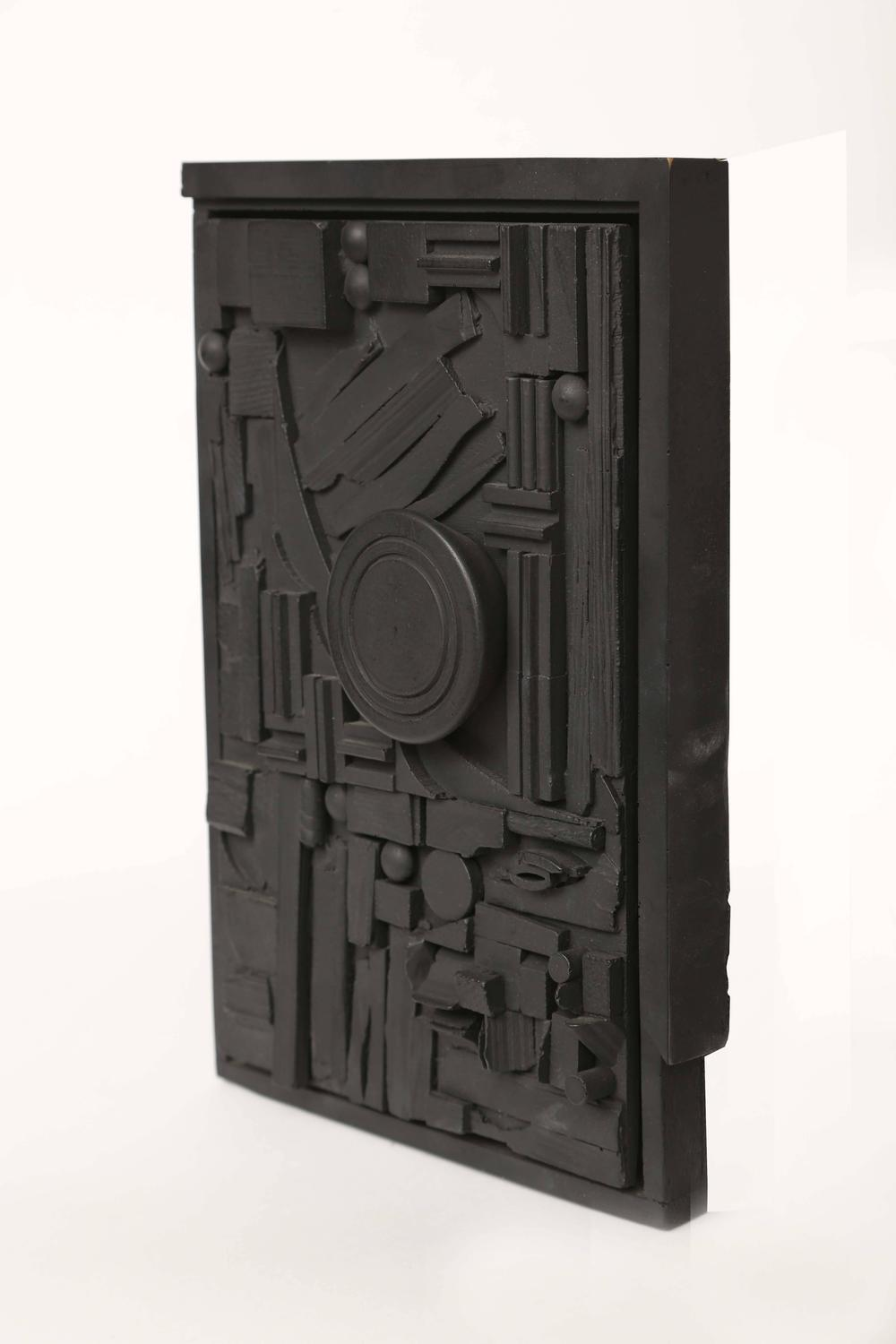 Louise Nevelson Quot City Sunscape Quot Sculpture At 1stdibs