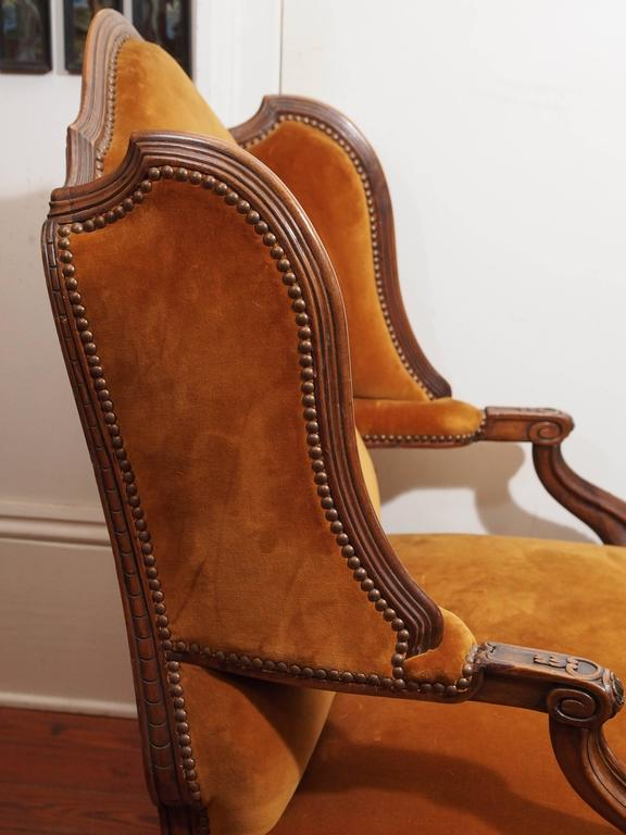 french chaise de oreilles at 1stdibs. Black Bedroom Furniture Sets. Home Design Ideas