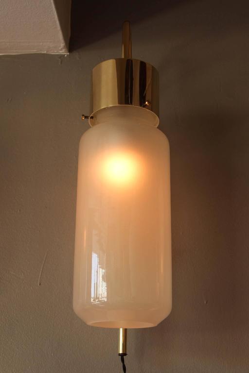 1950s Luigi Caccia Dominioni \'LP 10\' Wall Light for Azucena at 1stdibs