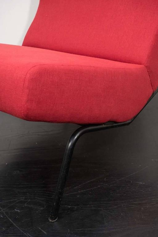French Pierre Paulin CM 194 Chairs for Thonet For Sale