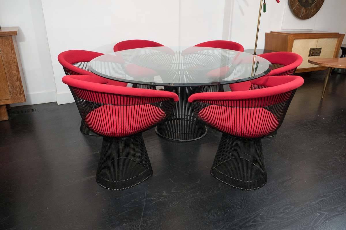 warren platner dining table for knoll for sale at 1stdibs