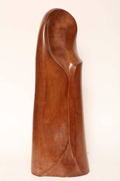 Latin American Juan Bustillos Abstract Modern Wood ...