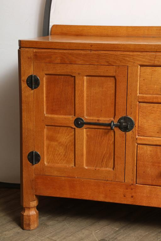 "Robert ""Mouseman"" Thompson Sideboard 10"