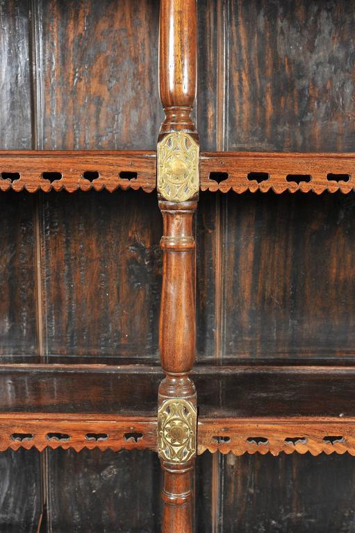 19th Century Ceylonese Padouk Wood Dresser In Good Condition For Sale In Brighton, Sussex
