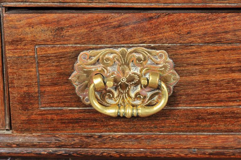 19th Century Ceylonese Padouk Wood Dresser For Sale 2