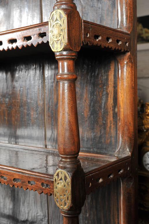 19th Century Ceylonese Padouk Wood Dresser For Sale 5