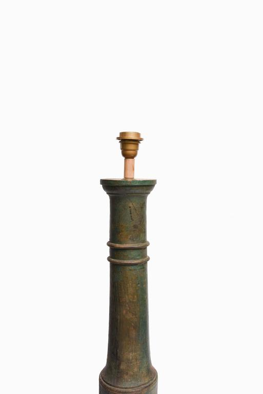 French Table Lamp For Sale