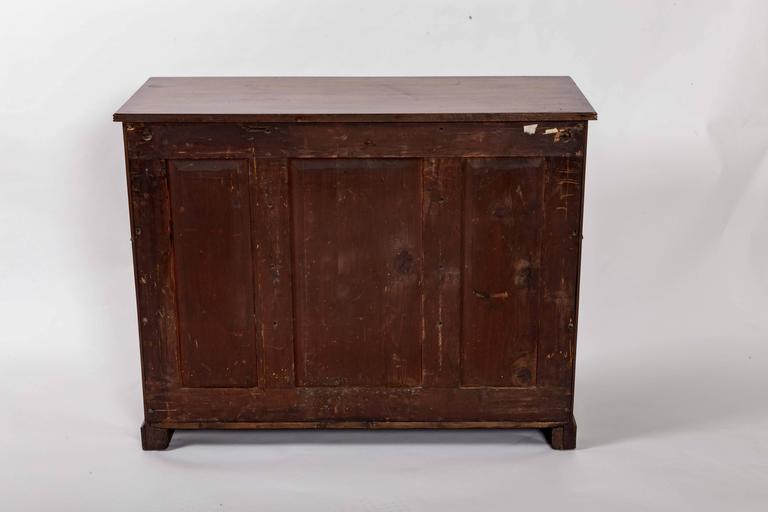 Early 19th Century Mahogany Storage Cabinet, England, circa 1820 9