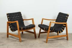 """Pair of """"Vostra"""" Armchairs by Jens Risom for Knoll"""