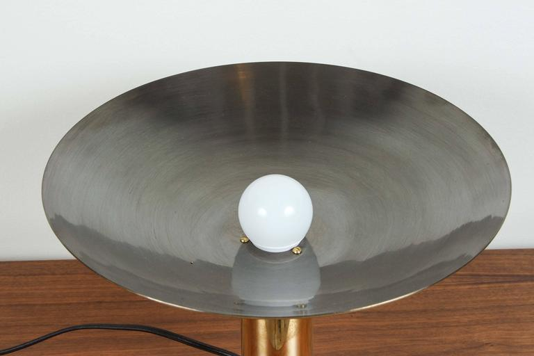 American Dendera Table lamp by Collected By For Sale
