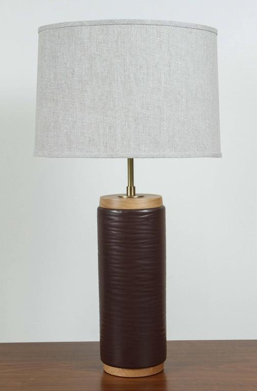 Pair of Heyward Lamps by Stone and Sawyer 2