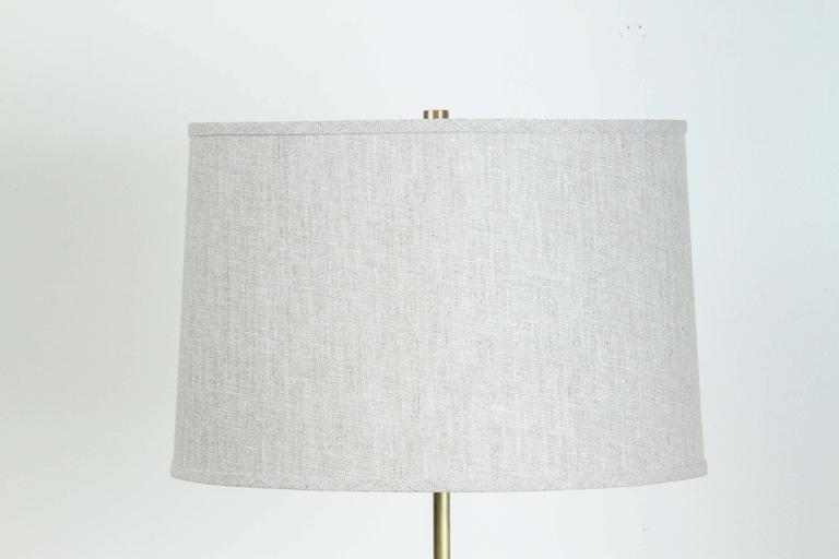 Pair of Tall Pipa Lamps by Stone and Sawyer 3