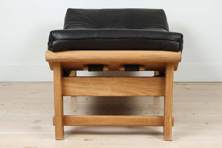 Ojai Ottoman by Lawon-Fenning In Excellent Condition For Sale In Los Angeles, CA