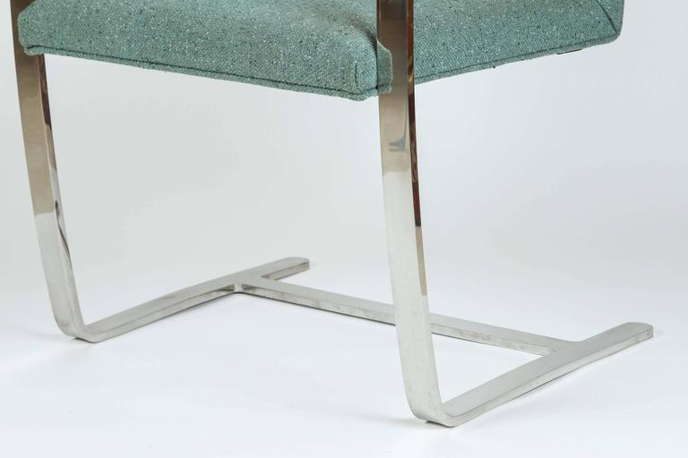 Mies van der Rohe Pair of Brno Chairs for Knoll 3