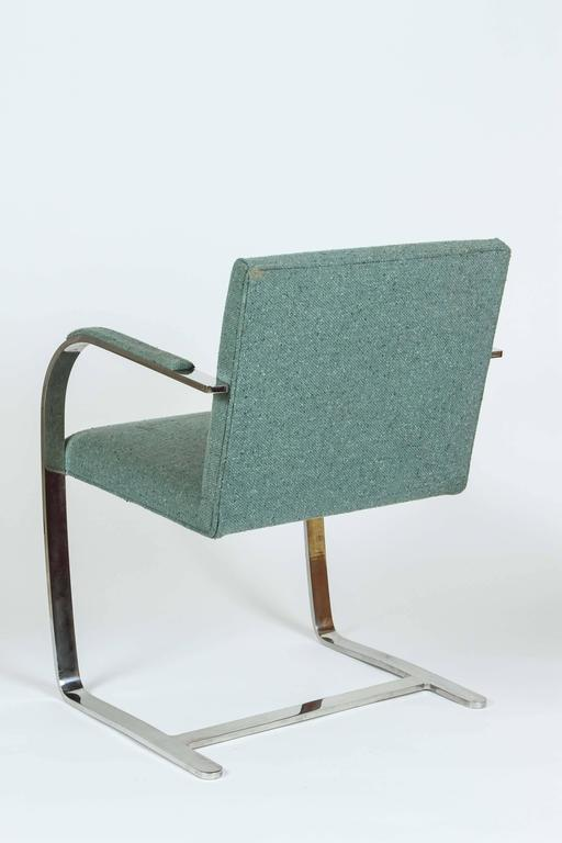 Mies van der Rohe Pair of Brno Chairs for Knoll 5