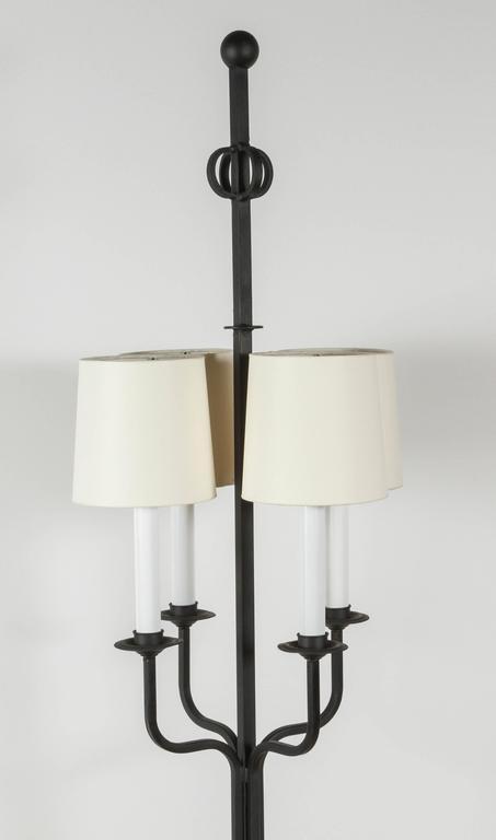 Tommi Parzinger Iron Floor Lamp 2