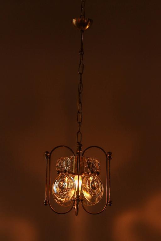 Gaetano Sciolari Lantern Style Pendant 7
