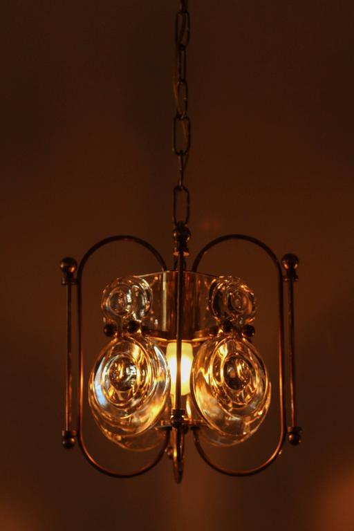 Gaetano Sciolari Lantern Style Pendant 8