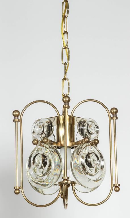 Gaetano Sciolari Lantern Style Pendant 2