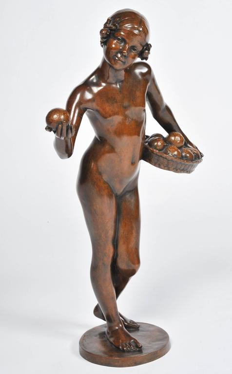 Nude of young girl statue, muscle butt fuckers