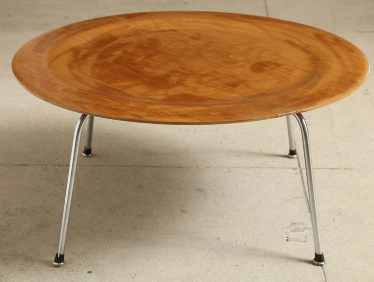 American Eames CTM Coffee Table For Sale