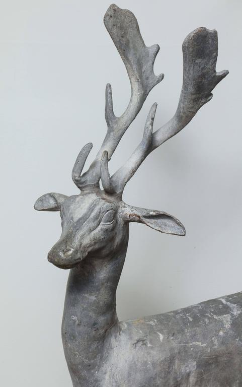 Lead Enchanted Stag For Sale