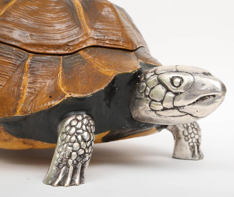 Large Tortoise Box by Anthony Redmile 5