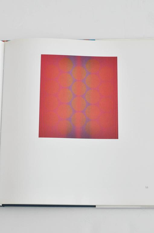 1990 Monograph on Op-Artist Julian Stanczak In Good Condition For Sale In Winnetka, IL