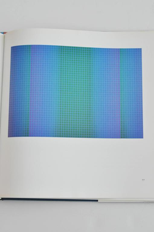 1990 Monograph on Op-Artist Julian Stanczak 6