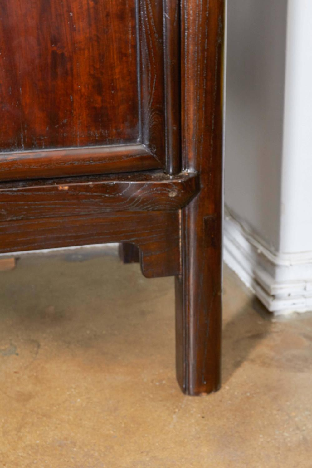 Tall Mahogany Cabinet, Armoire For Sale at 1stdibs