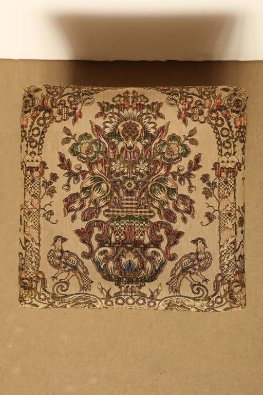 Mid-19th Century English, Mahogany Stool For Sale 2