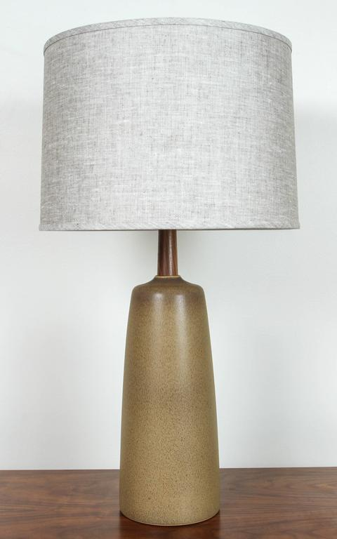 Mid-Century Modern Pair of Tor Lamps by Stone and Sawyer for Lawson-Fenning For Sale
